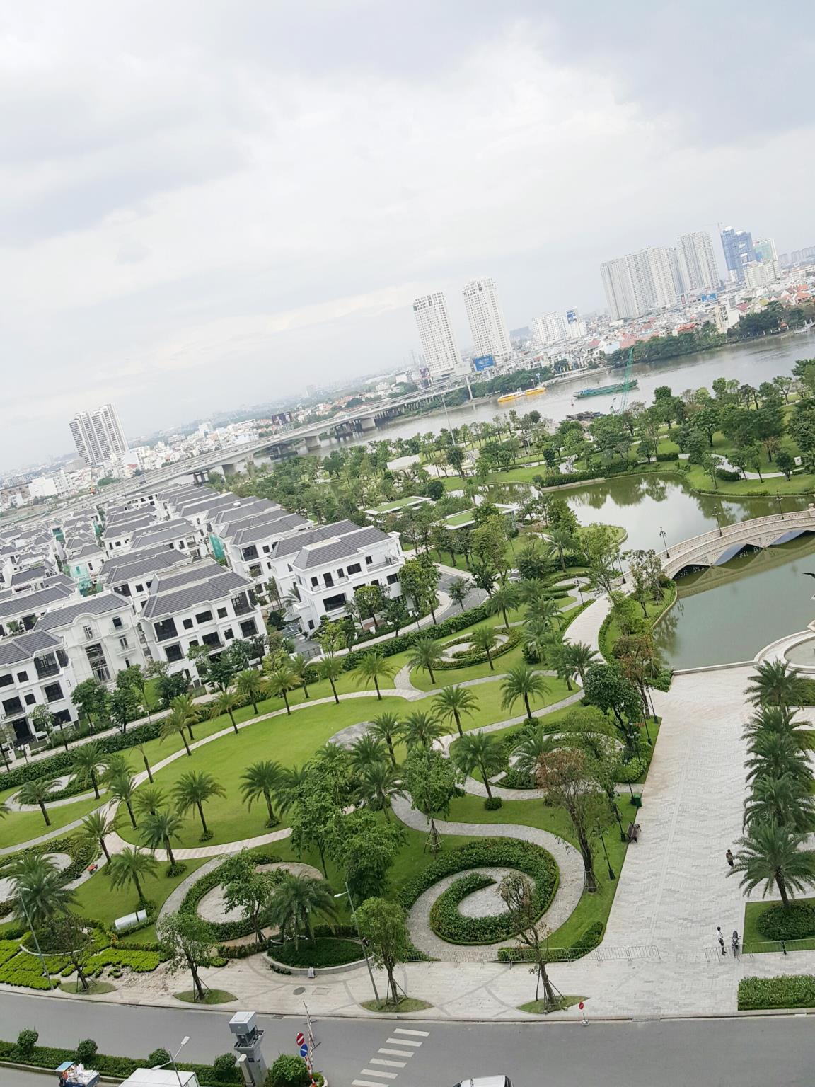 Vinhomes Park 6A   Apartment 3502