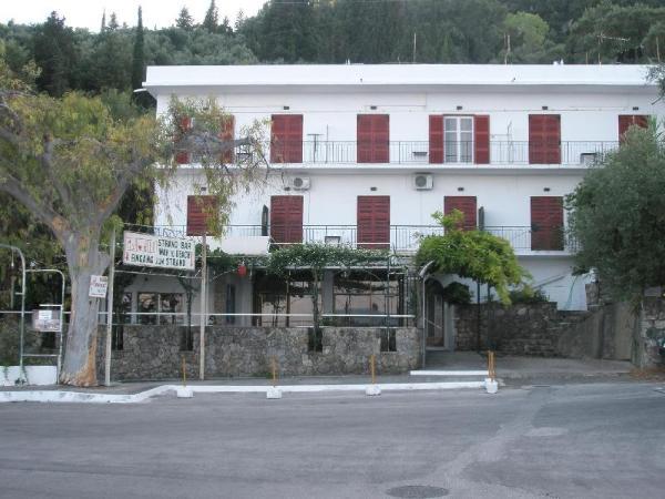 Faliraki Apartments Corfu Island