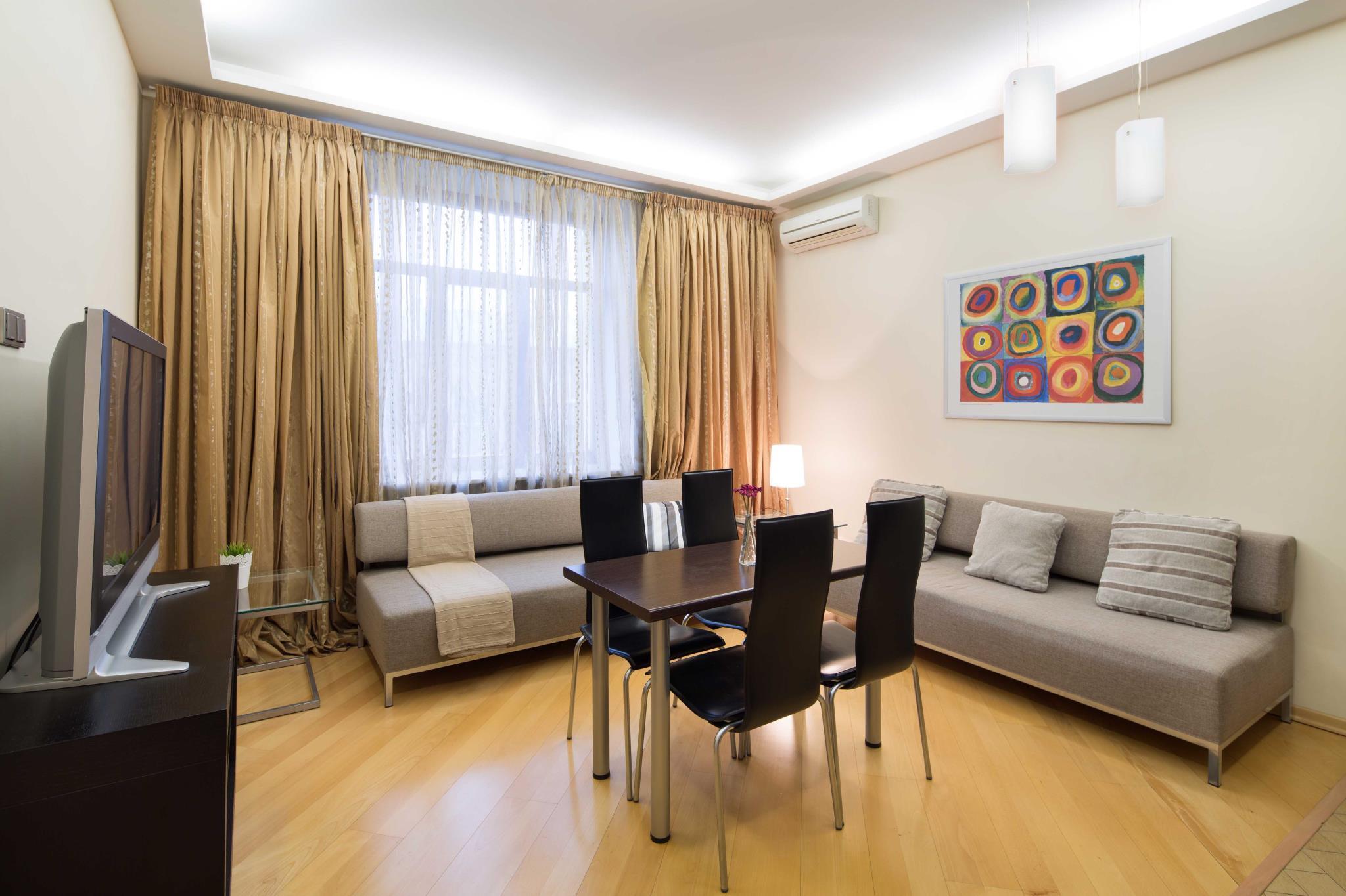 Two Bedroom Apartment In Dorogomilovo