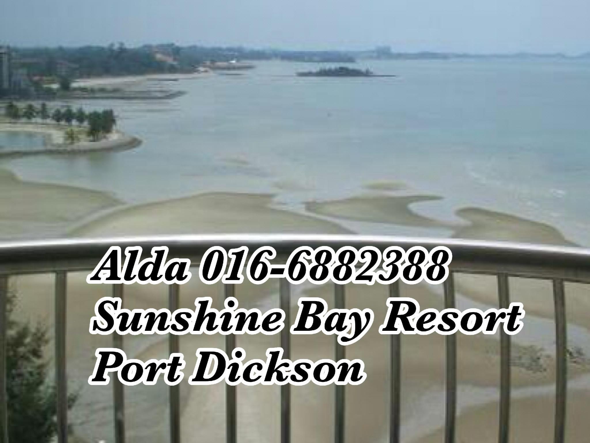 Sunshine Bay Resort Port Dickson  2 Bedroom