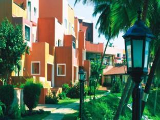 果阿城市酒店 果阿 - 花园