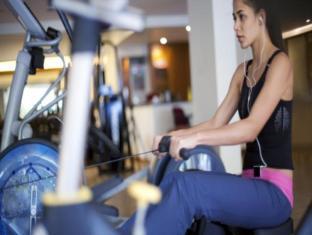 Cidade De Goa Hotel Goa Utara - Bilik Fitness
