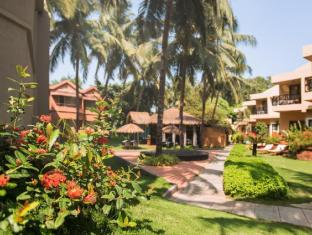 Whispering Palms Beach Resort Goa Nord - Vista