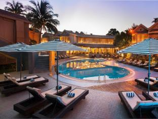 Whispering Palms Beach Resort Severna Goa  - razgled
