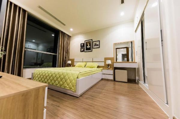 YUSTAY 3905 - CITY VIEW 2BR Apt in Central  Ho Chi Minh City