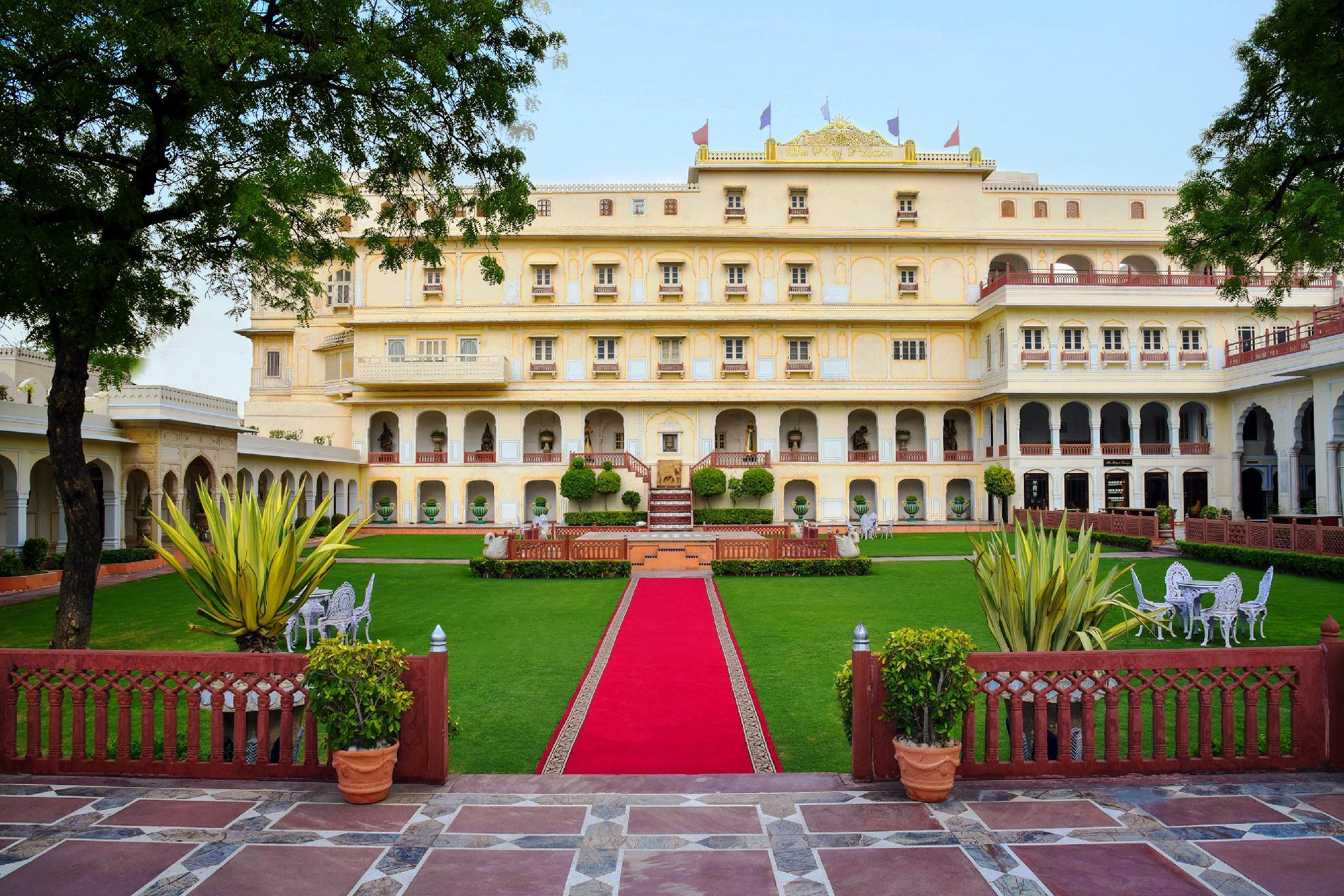 The Raj Palace  Small Luxury Hotels Of The World