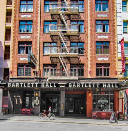 The Bartlett Hotel & Guesthouse San Francisco
