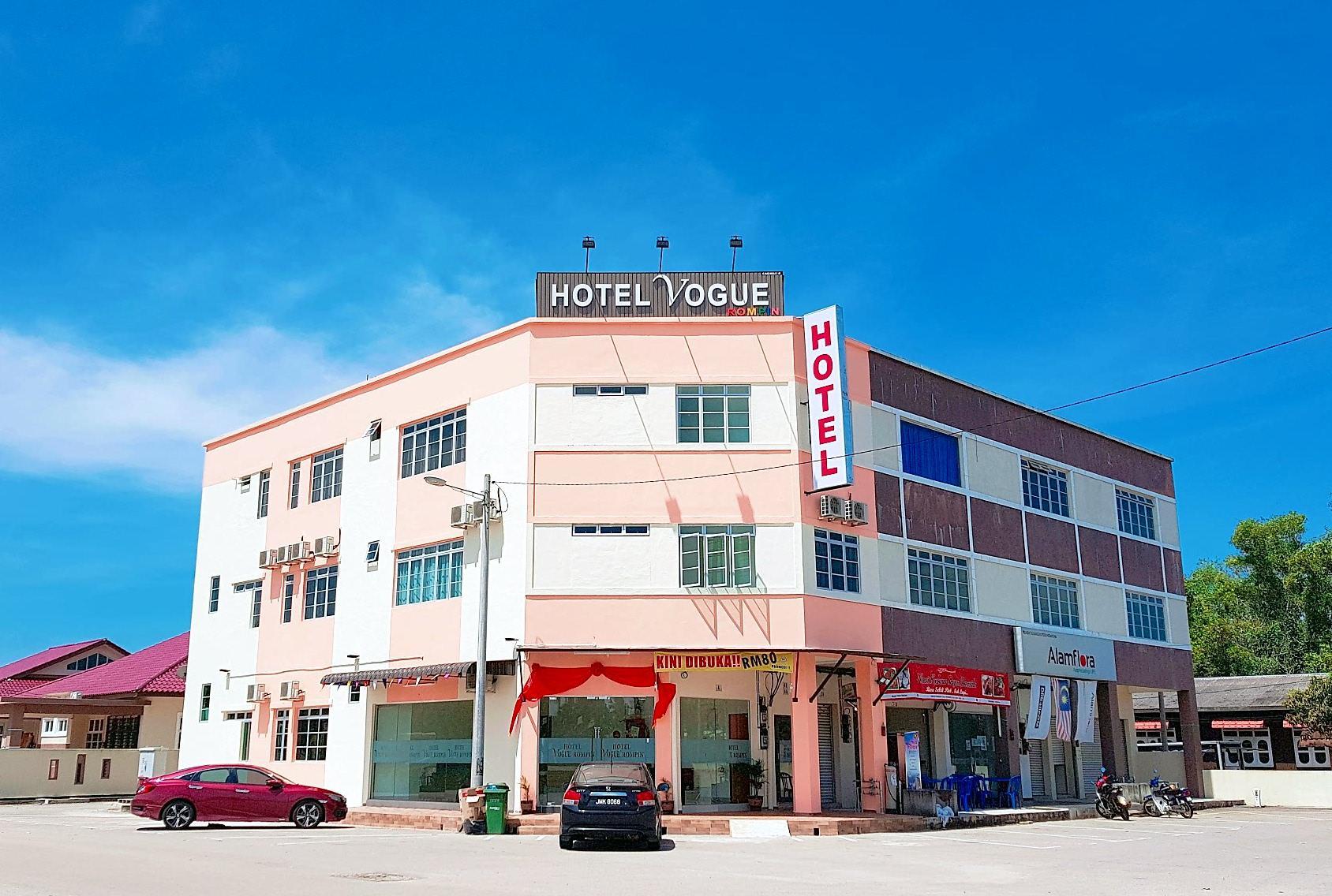Hotel Vogue Rompin