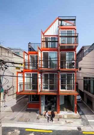 Orange Cube Seoul