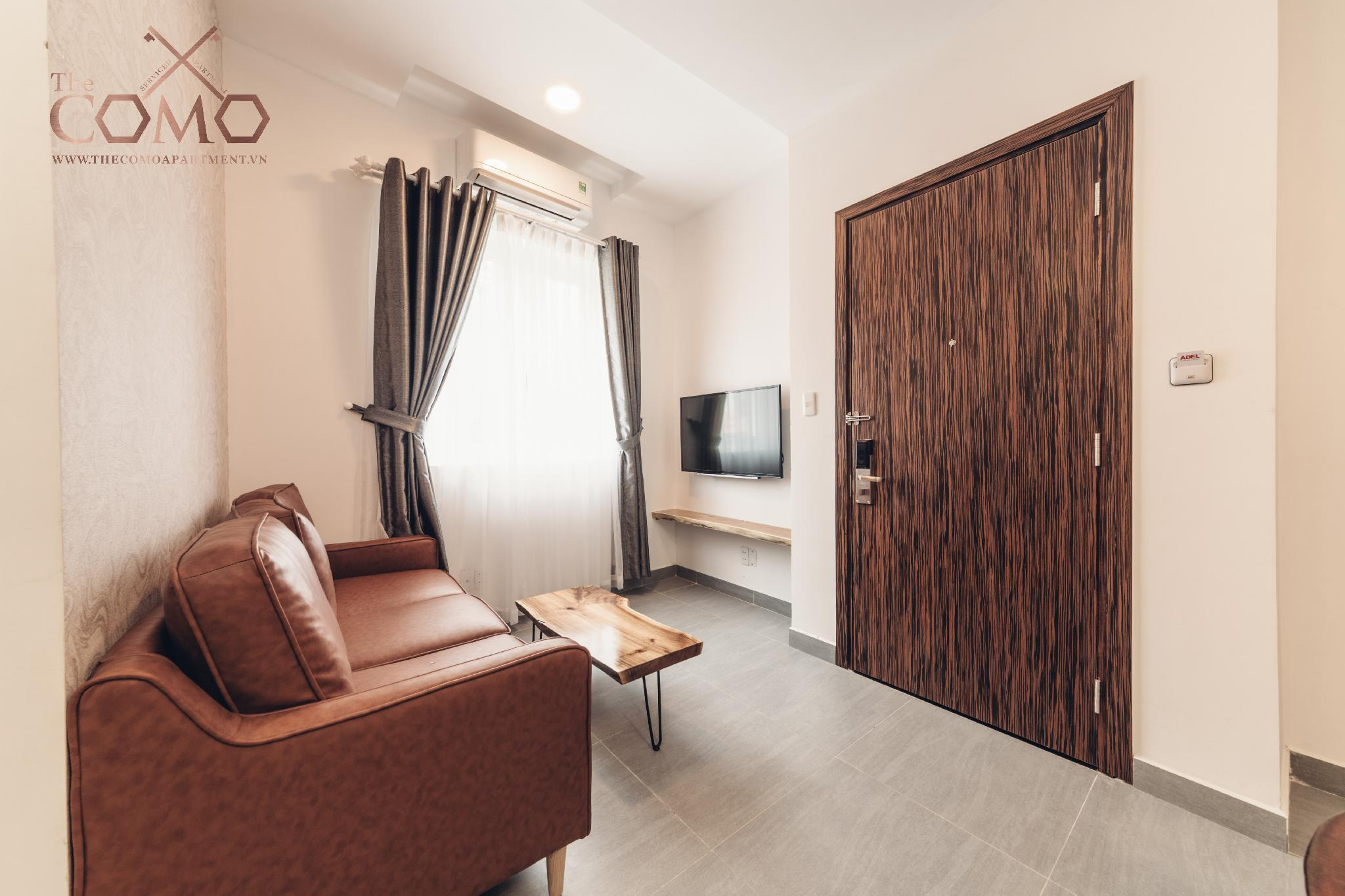 THE COMO AIRPORT HUYNH TINH CUA Luxury Suite D3