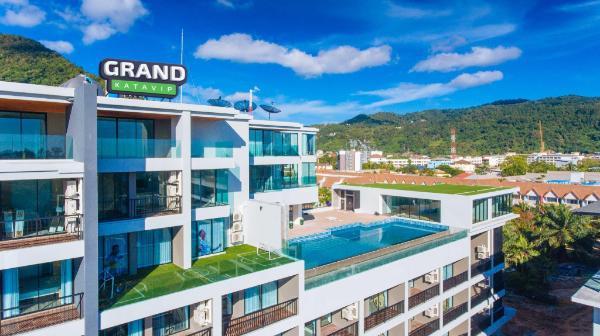 Grand Kata VIP Kata Beach Phuket