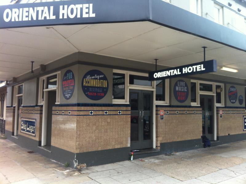 The Oriental Hotel