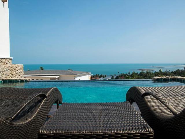 ทรอปิคอล ซี วิว เรสซิเดนซ์ – Tropical Sea View Residence