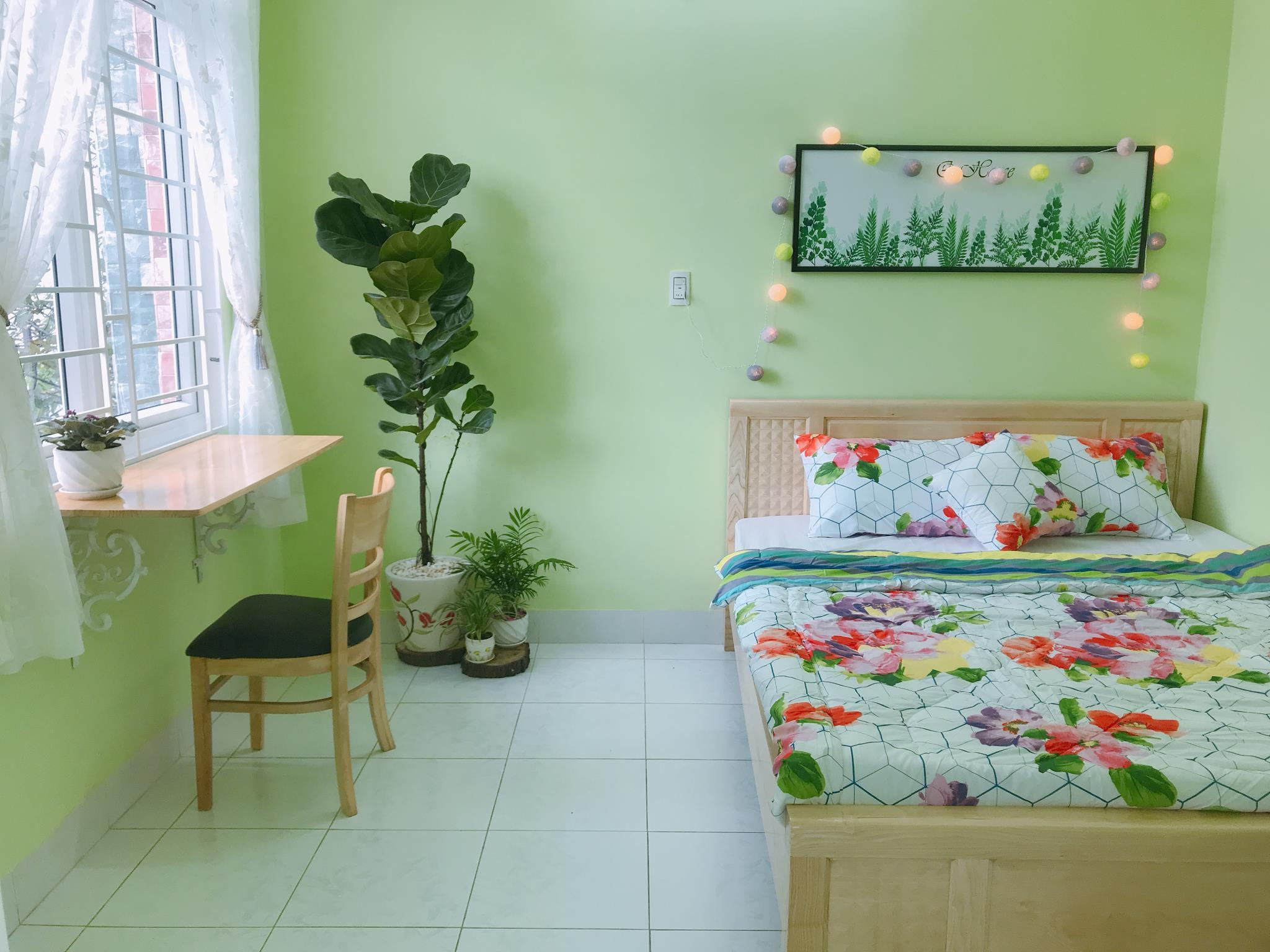 1 KING BED ROOM GARDEN AT Q HOUSE QUY NHON
