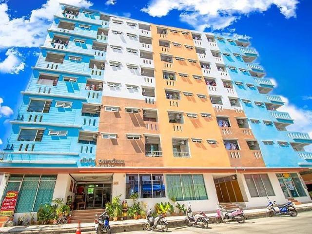ดับบลิว อพาร์ตเมนท์ – W Apartment