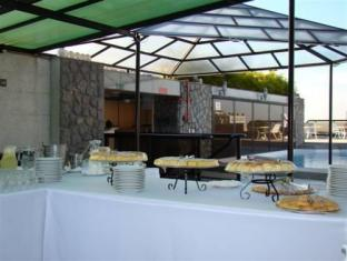 Merlin Copacabana Hotel Rio De Janeiro - Buffet