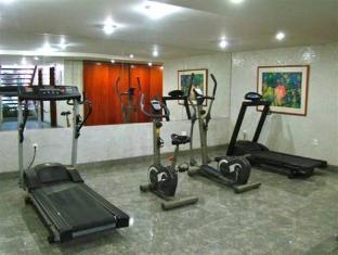 Merlin Copacabana Hotel Rio De Janeiro - Fitness Room