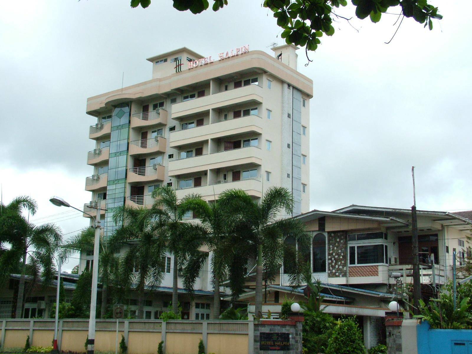 Hotel Halpin