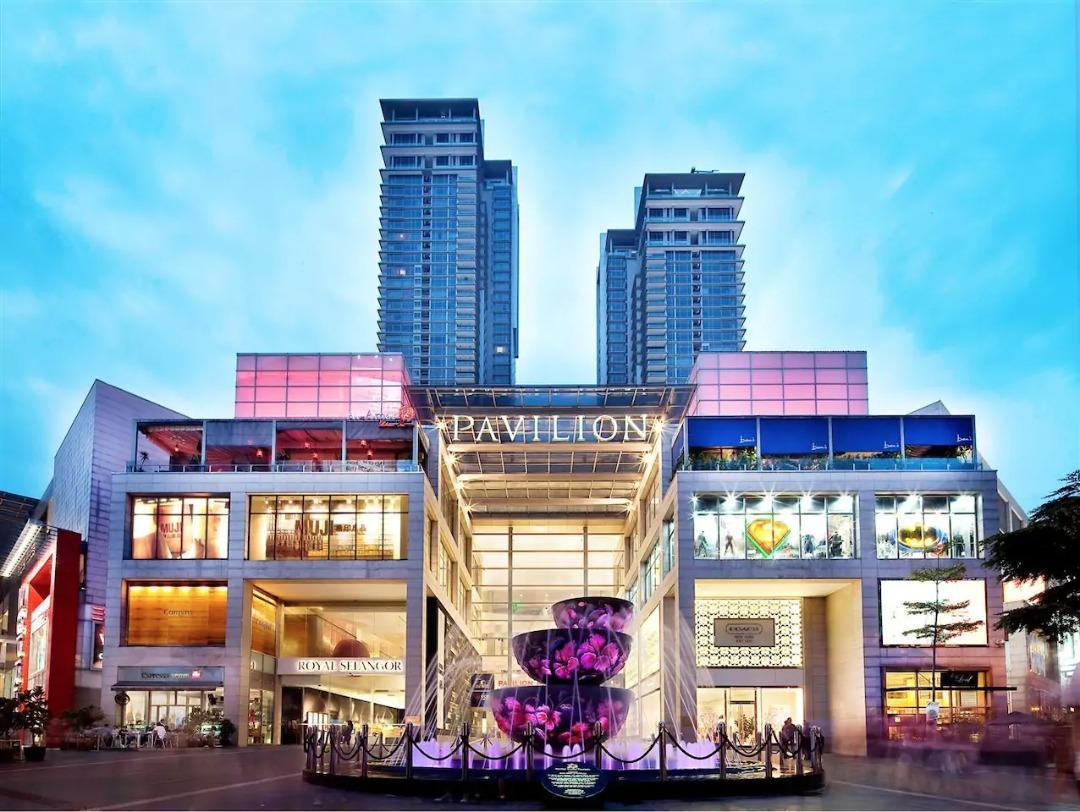 Hotel Apartment Pavilion Residence Bukit Bintang