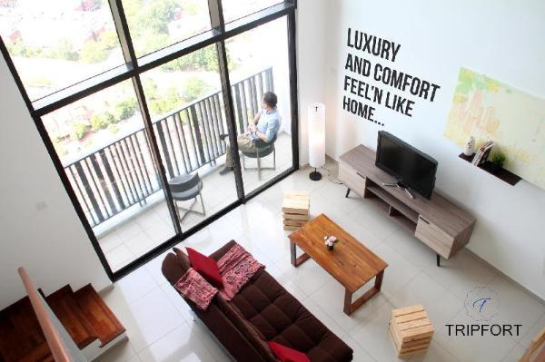 Tripfort Guesthouse @ I - City Shah Alam