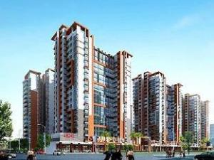 Foshan History Dannymandanin Shangling Apartment Hotel