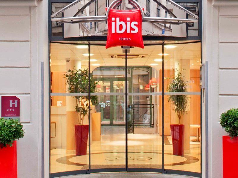 ibis Paris Opera la Fayette