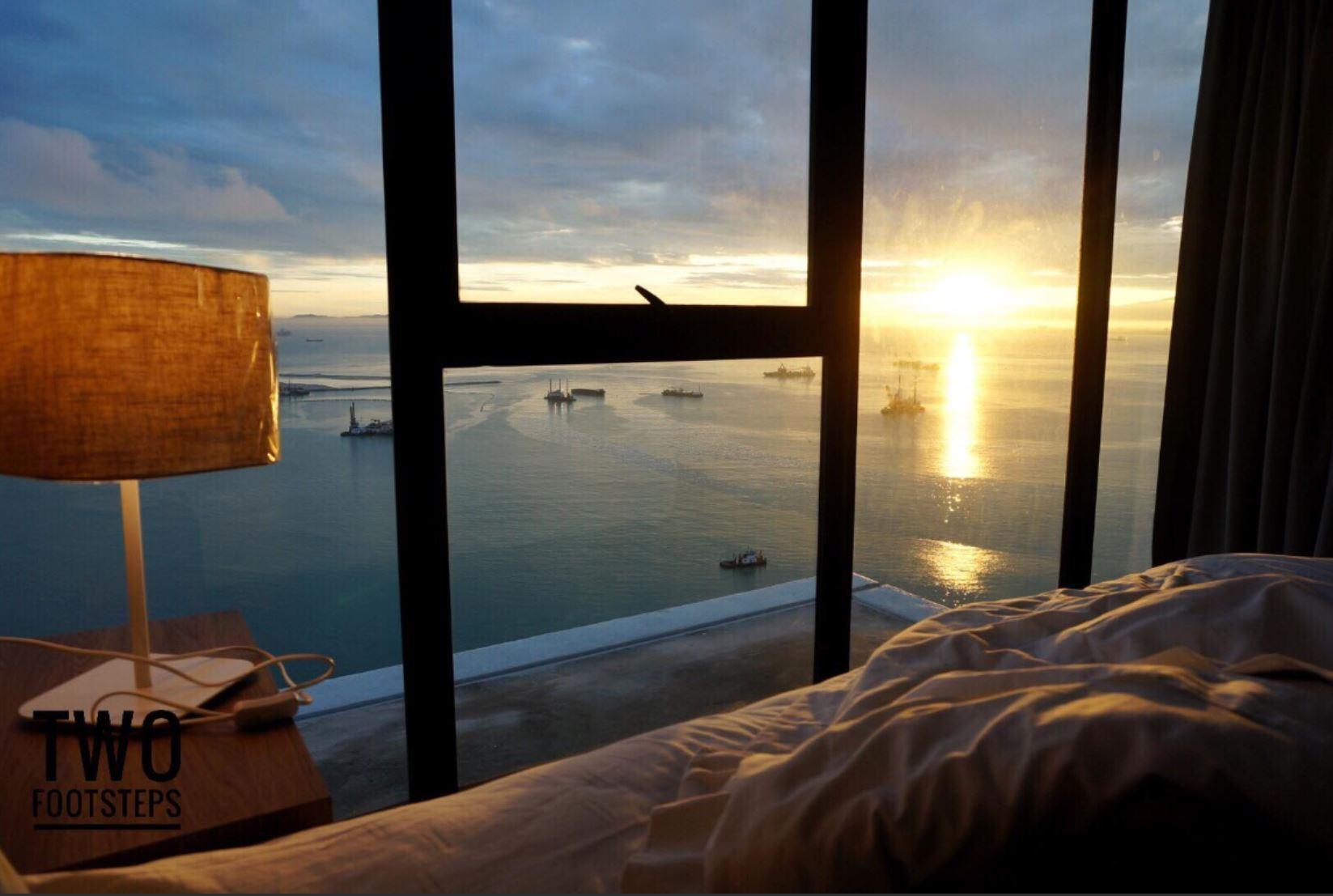 Seaview Suite 15 @ Sunrise Gurney