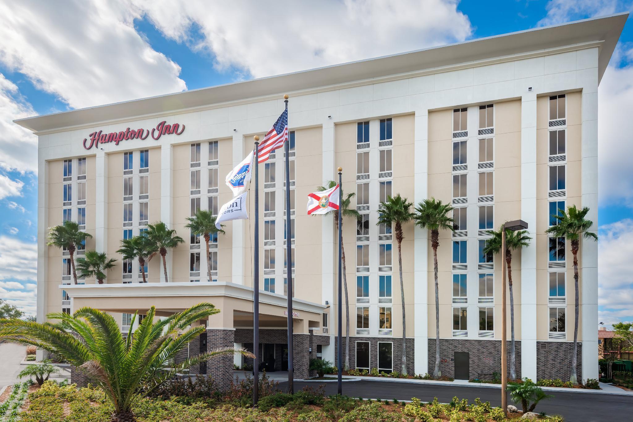 Hampton Inn Orlando Near Universal Blv International Dr