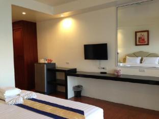 At Sea Residence Pattaya - Deluxe sea view Room - Room Facilities