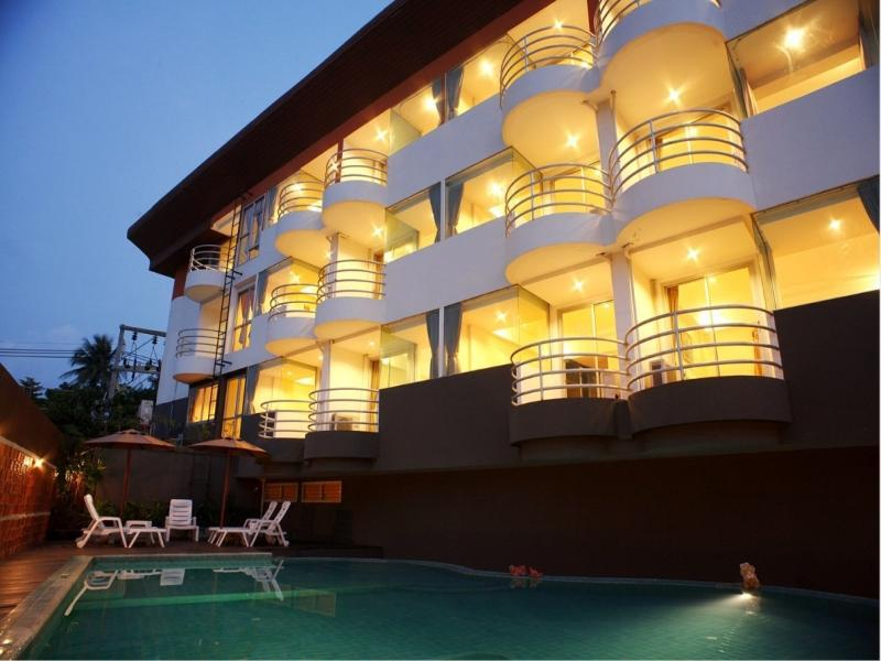 GO Samui hotel โรงแรมโก สมุย
