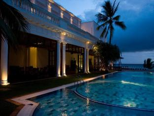 Mount Lavinia Hotel Colombo - Pool Side Night View