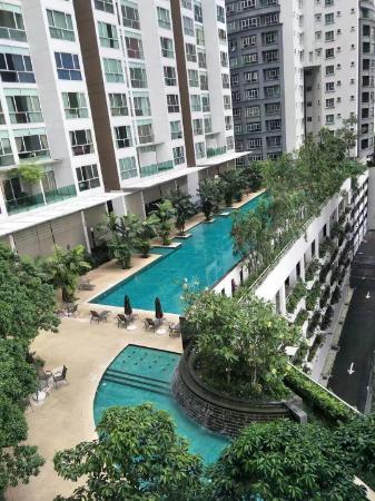 KL Sentral Sweet homes-6 Kuala Lumpur