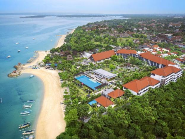 Fairmont Sanur Beach Bali Suites and Villa