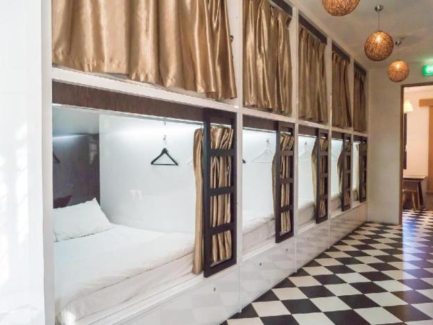 Vintage Inn Boutique Capsule @ Little India