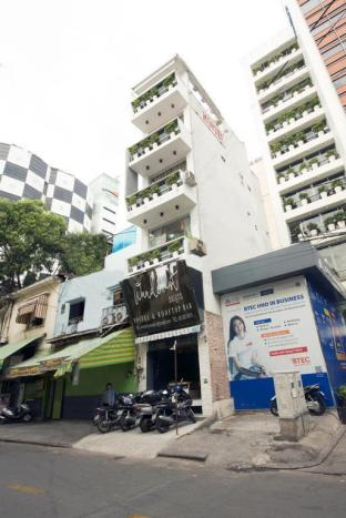 %name Wanderlust Saigon Hostel & Rooftop Bar Ho Chi Minh City