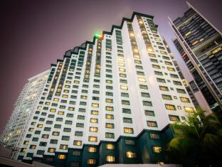 The Zon All Suites Residences On The Park Hotel Kuala Lumpur - Exterior
