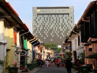Pan Pacific Serviced Suites Beach Road, Singapore Singapur - Exterior del hotel