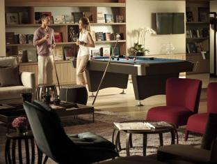 Pan Pacific Serviced Suites Beach Road, Singapore Singapur - Lounge