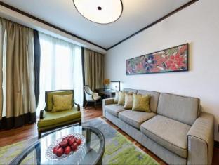 Ascott Kuala Lumpur Kuala Lumpur - 2 Bedroom Deluxe Living Area