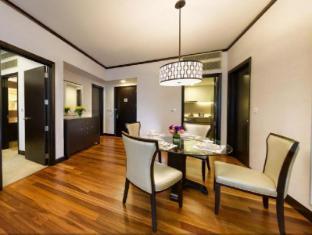 Ascott Kuala Lumpur Kuala Lumpur - 2 Bedroom Executive Dining Area