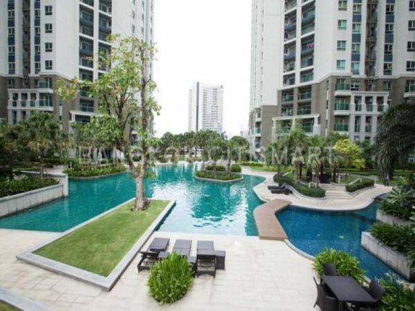 Belle Condo(582) 3min Walk To Central Plaza Rama9 Bangkok