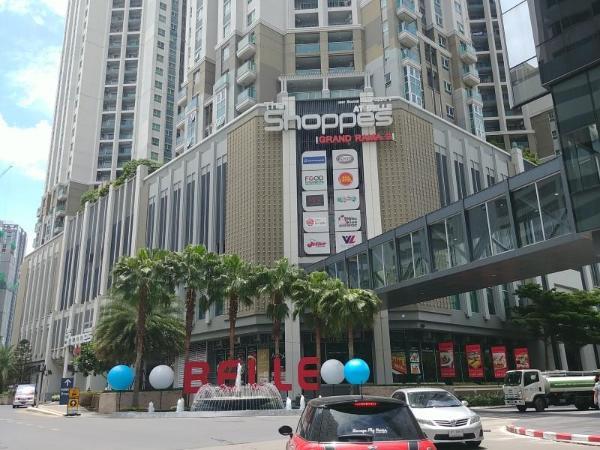 Belle Condo(581) 3min Walk To Central Plaza Rama9 Bangkok