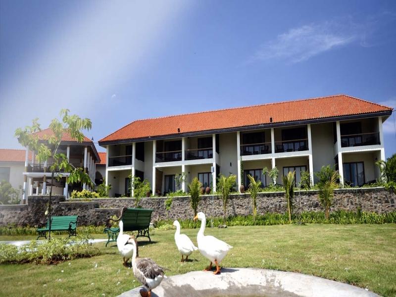 The Windflower Resorts And Spa Pondicherry