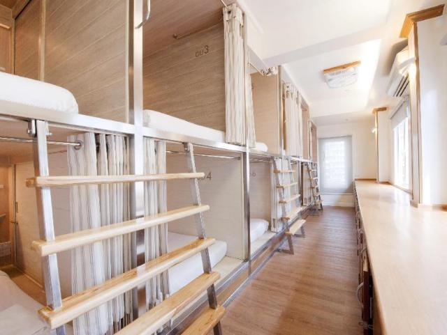 บ็อกซ์แพคเกอร์ – Boxpackers Hostel