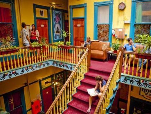 USA Hostels San Diego