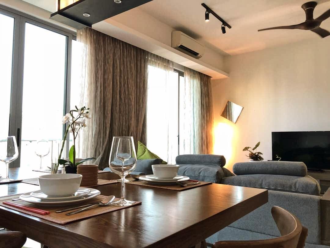 Executive 3BR Family Suite   Bukit Ceylon