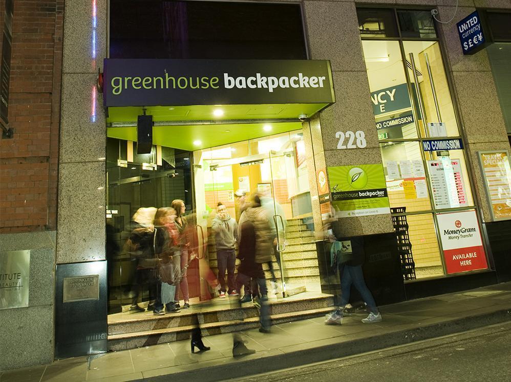 Greenhouse Backpacker
