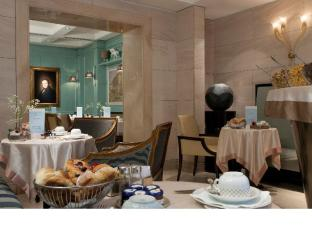 Hotel Stendhal & Luxury Suite Annex Rome - BREAKFAST ROOM