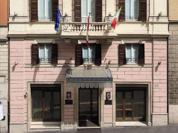 Hotel Stendhal Rome