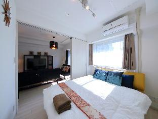 41. Shinsaibashi luxury 3rooms 6beds for 8ppl WIFI